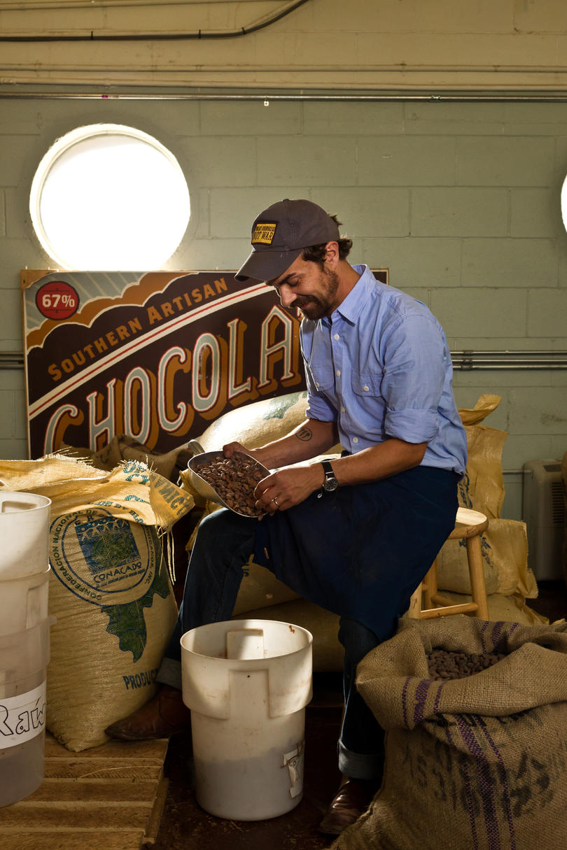 34. Nashville Is Raising Chocolate to an Art Form