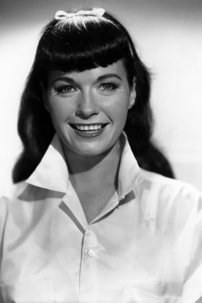 16. Good Hair: Bettie Page (50s)