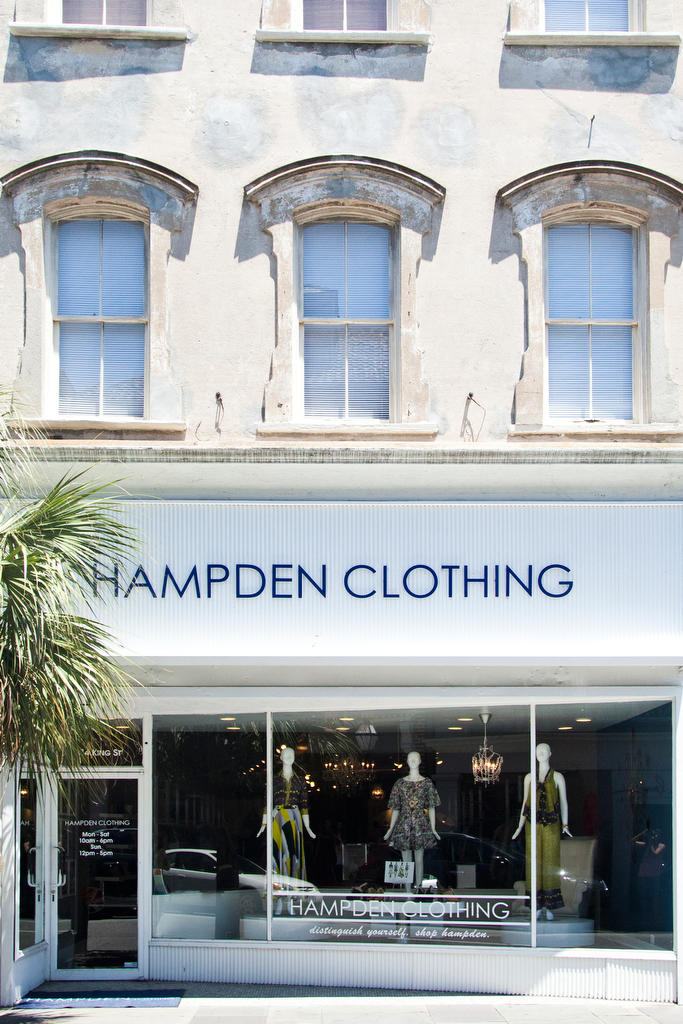 2. Hampden Clothing
