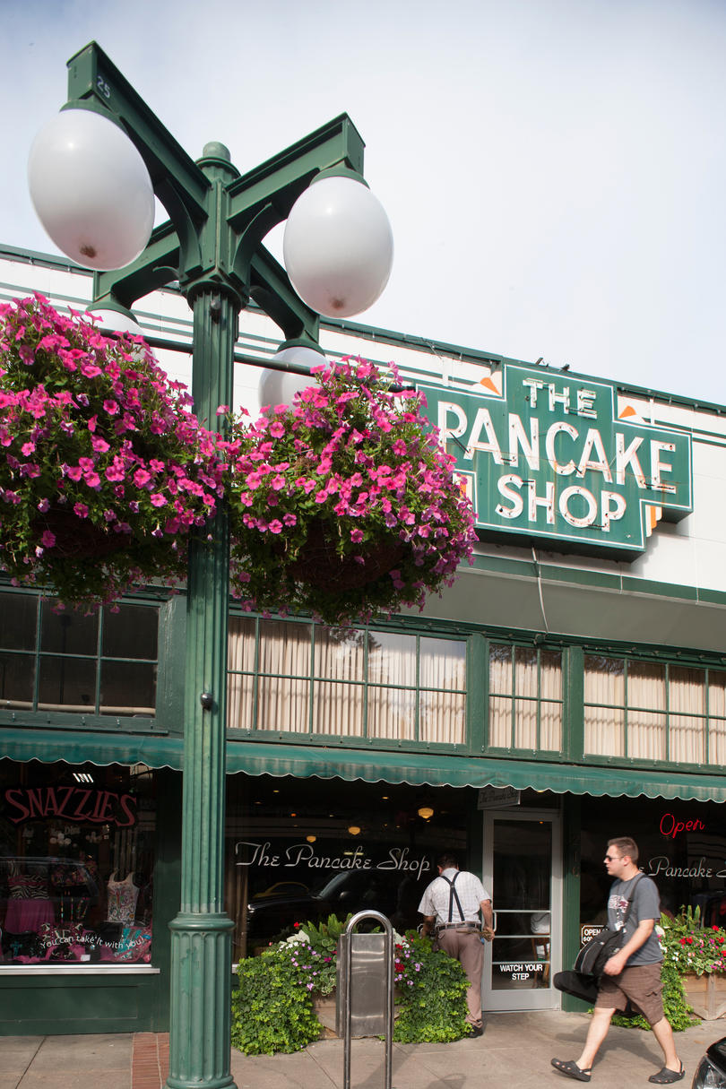 The Pancake Shop (Hot Springs, Arkansas)