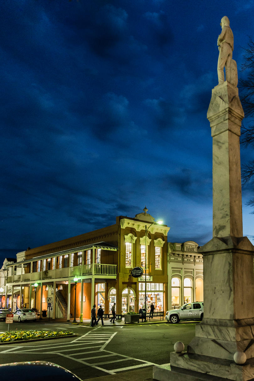 Oxford, Mississippi- The Little Easy
