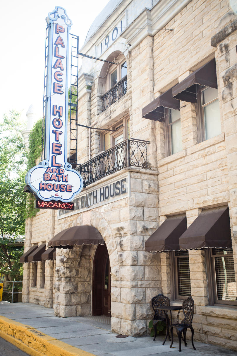 Palace Hotel and Bath House (Eureka Springs, Arkansas)