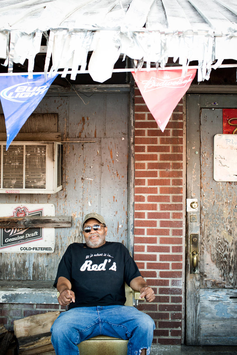 Red's Blues Club (Clarksdale, Mississippi)