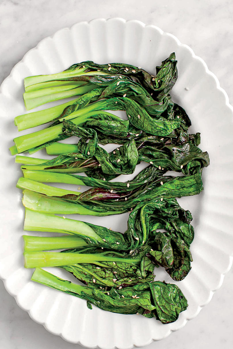 11 Ways To Cook with Greens: Collard Greens, Mustard ...