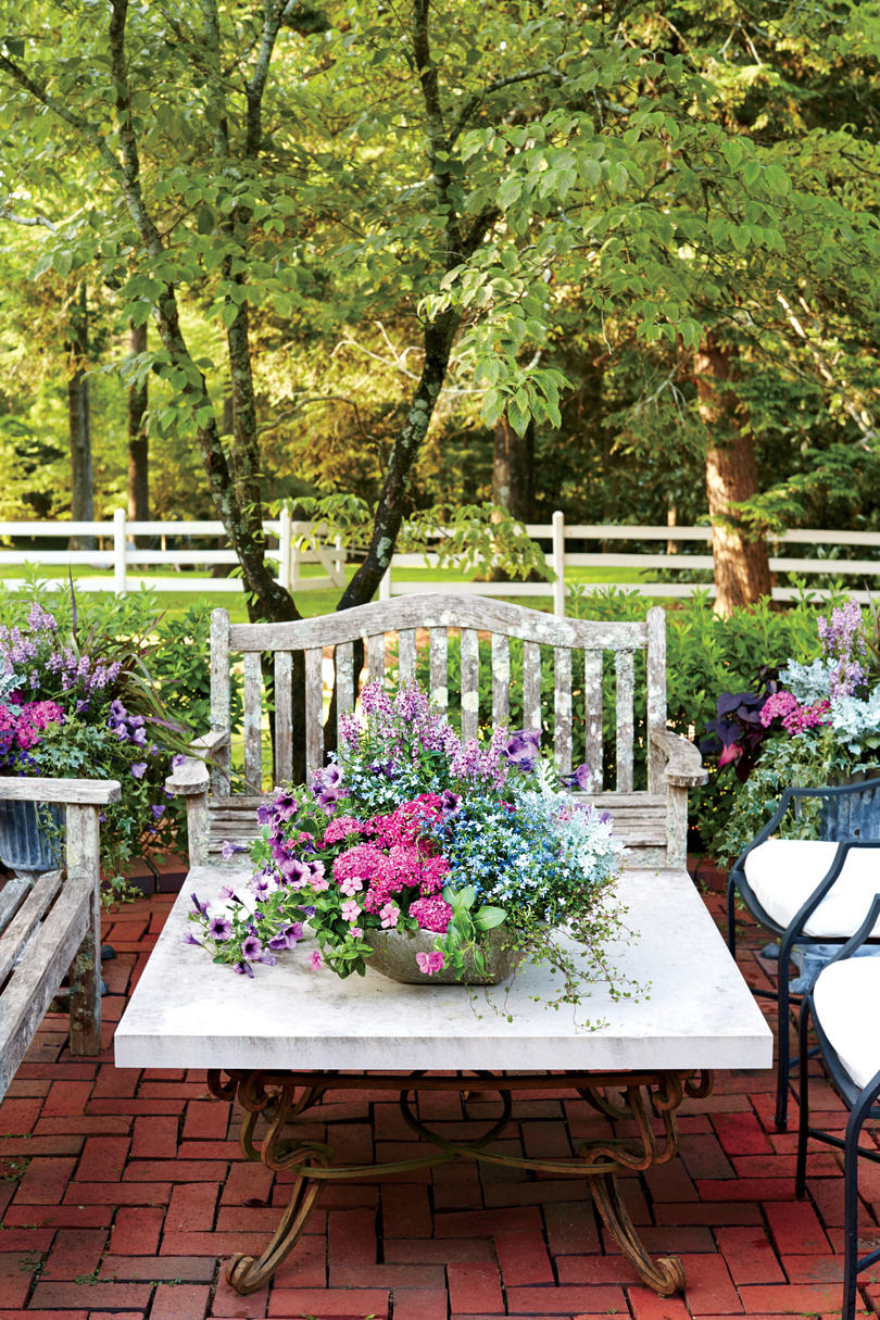 Romantic Tabletop Container