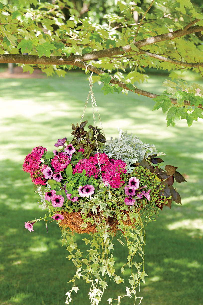 Romantic Hanging Container