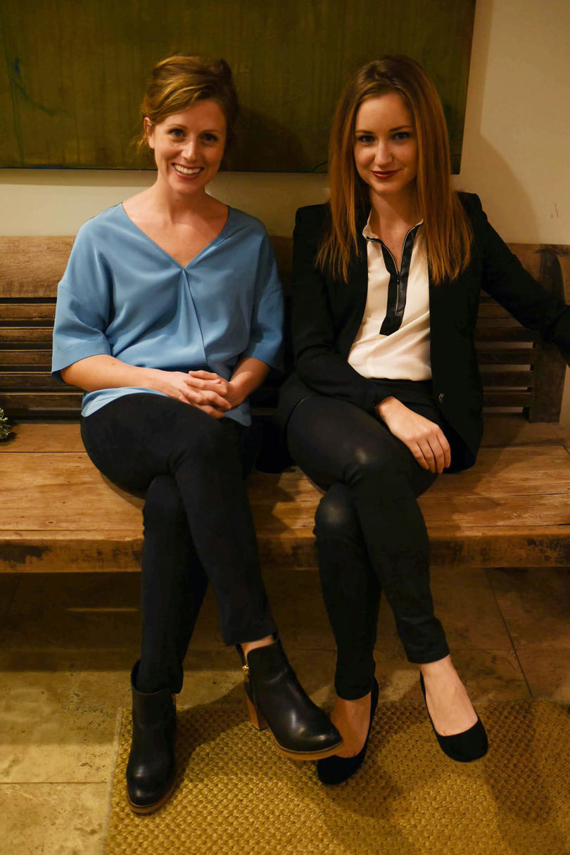 Sarah Mason and Jeanette Brabston Hightower: Mason Music Foundation