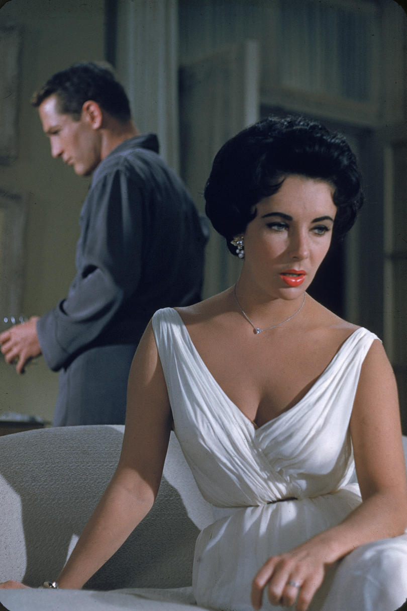 Maggie and Brick from Cat on a Hot Tin Roof