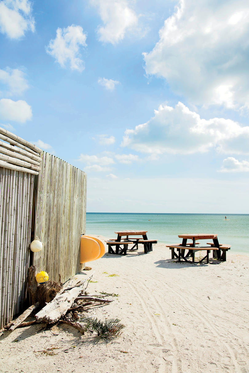 Lovers Key State Park, Florida