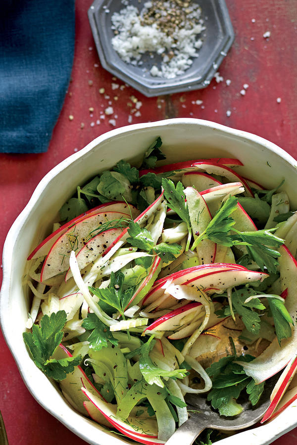 Fennel-Apple Slaw