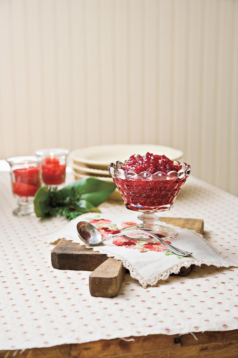 Cranberry Streusel Cake Food And Wine