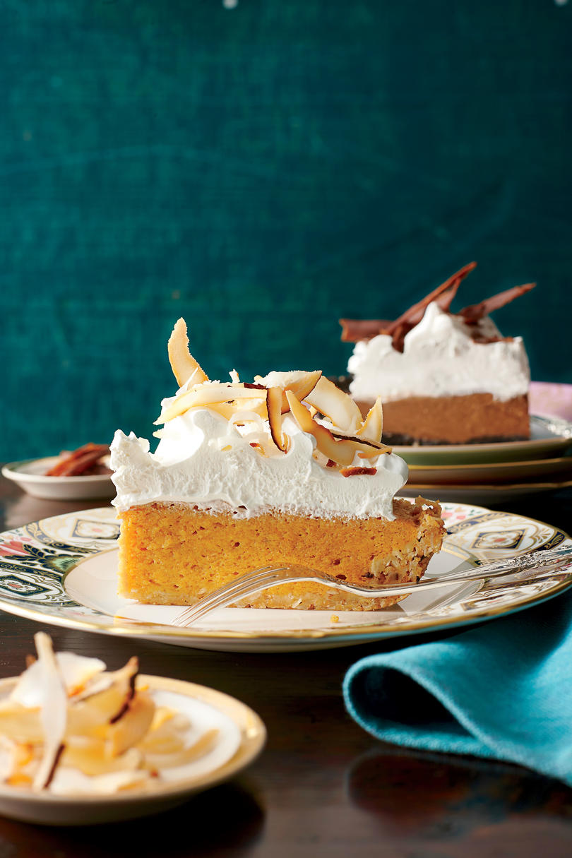 Pumpkin Spice Heath Cake Recipe Southern Living