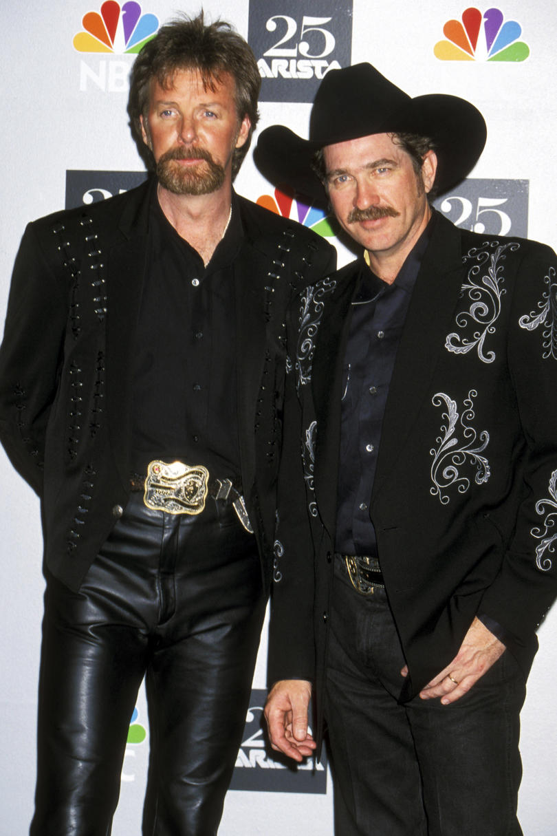 1996: Brooks & Dunn