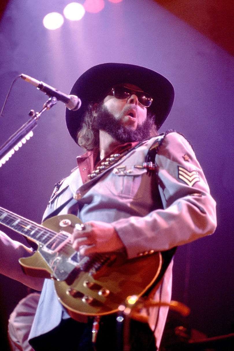 1987, 1988: Hank Williams, Jr.