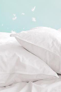 soft bed pillows