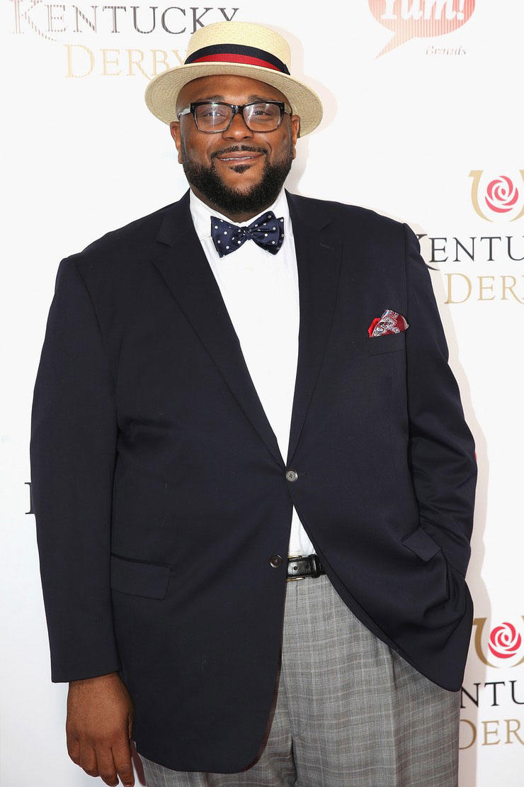 Ruben Studdard Kentucky Derby