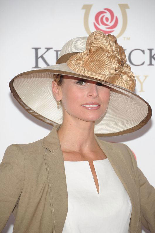 Niki Taylor Kentucky Derby