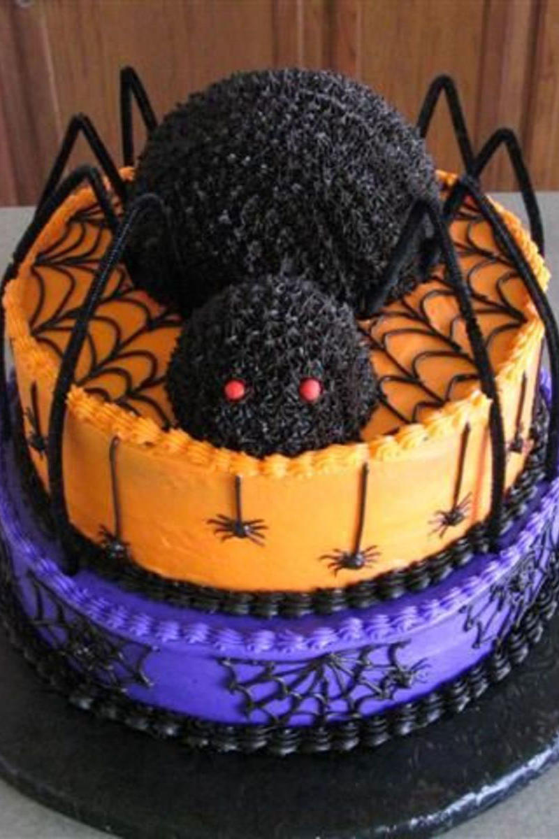 Unbelievable Halloween Cakes from Around the Web - Southern Living