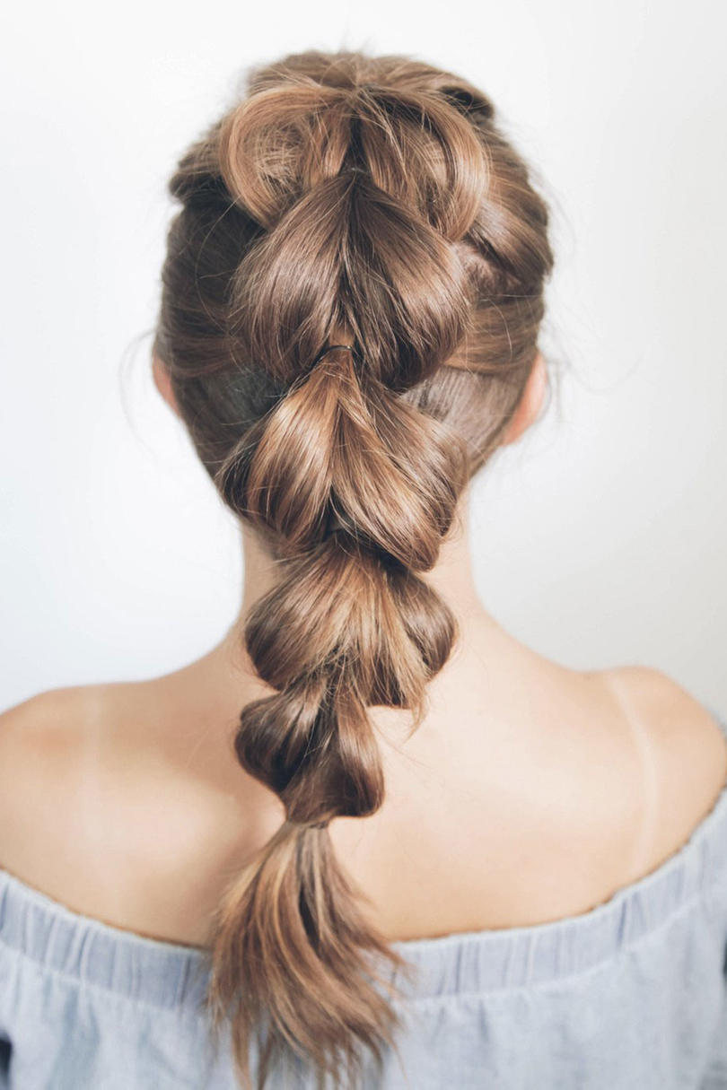 beautiful braid hairstyles that�ll liven up your hair