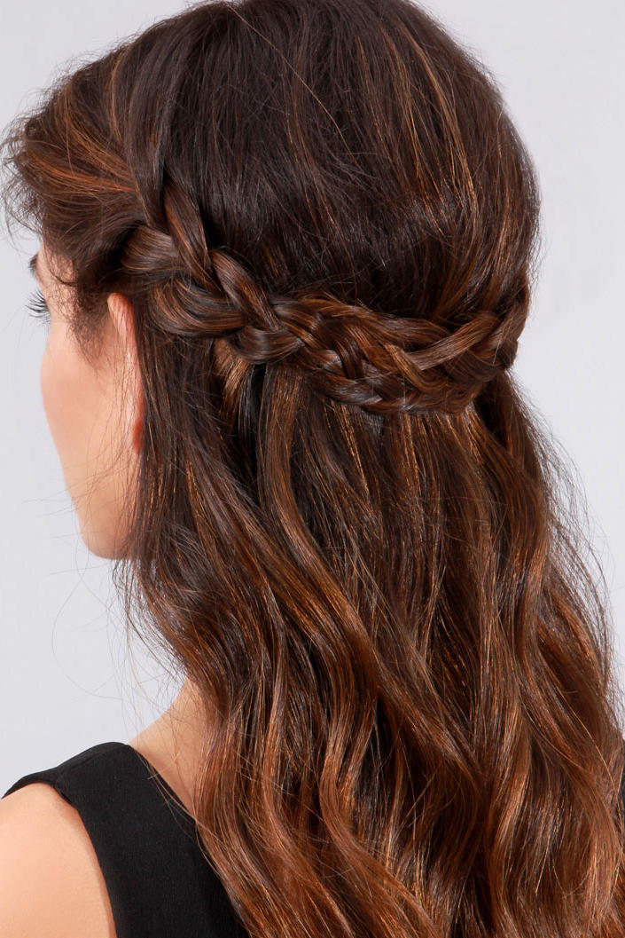 Braided Low Crown