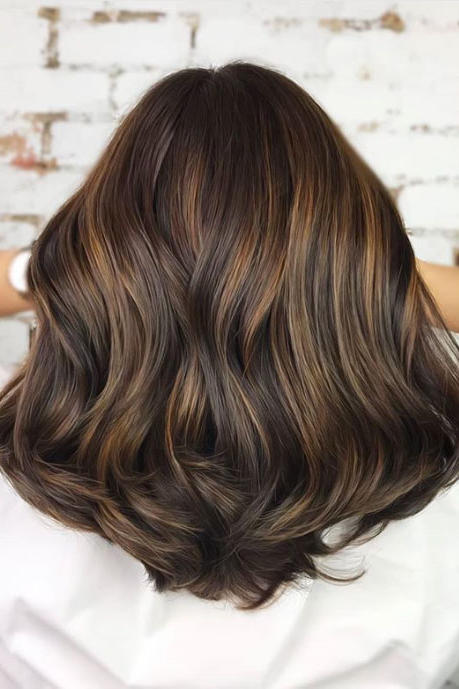 Hair Color Trends For Brunettes That Ll Make 2018 Absolutely Brilliant Southern Living