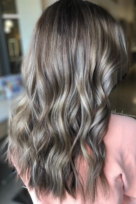 Greige Hair Is Trending And You Ll Actually Want To Try