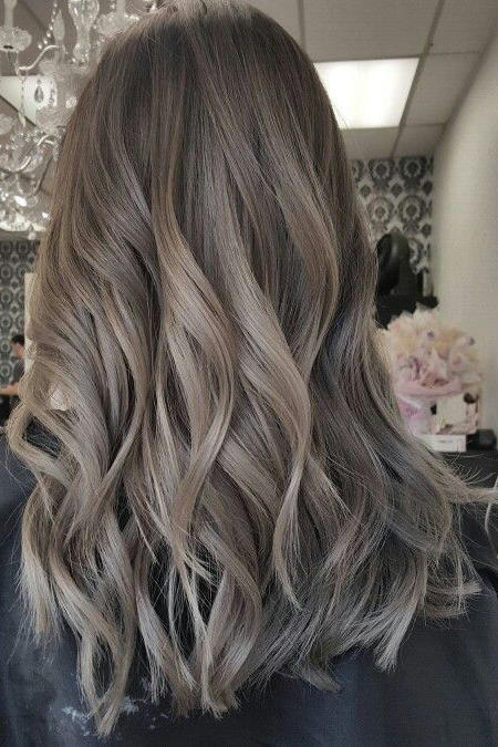 Greige Hair Is Trending—And You\'ll Actually Want to Try This ...