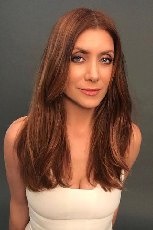 50 year old brunette