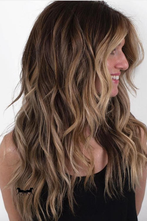 15 Gorgeous Examples Of Lowlights For Brown Hair That Are Everything