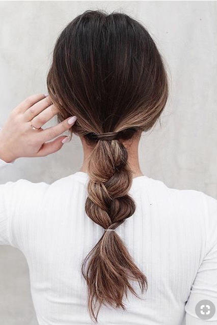 Ombré Braid