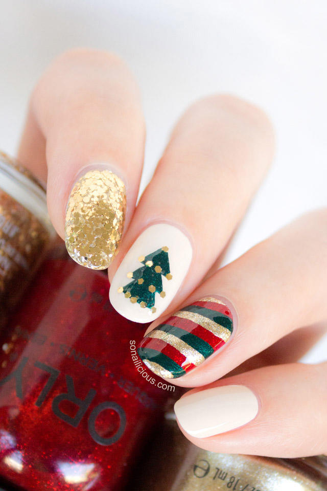25 Festive Christmas Nail Designs 2018 Southern Living