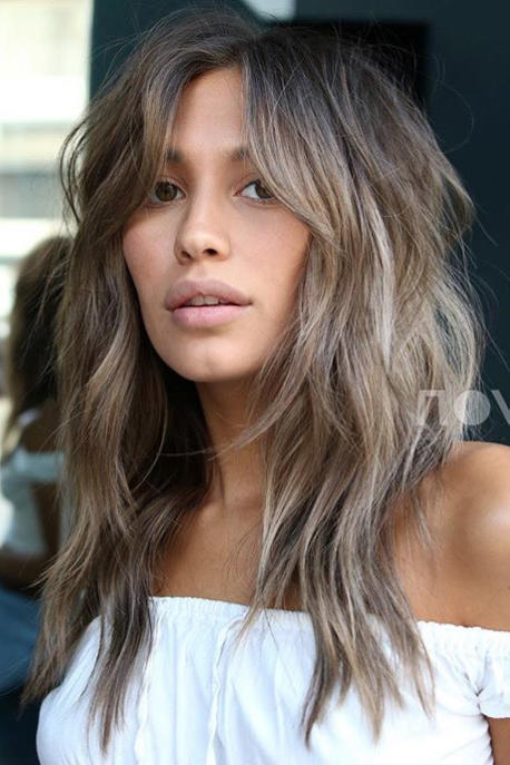 Mushroom Blonde Hair is the Perfect Shade for Winter—Here ...