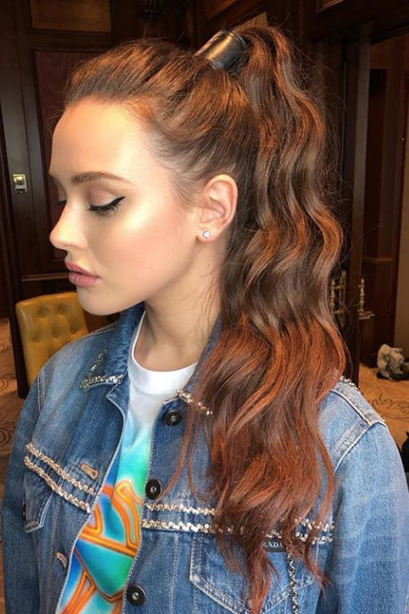 Ponytails Are Coming Back Big in 2019\u2014Here Are 23 Pretty