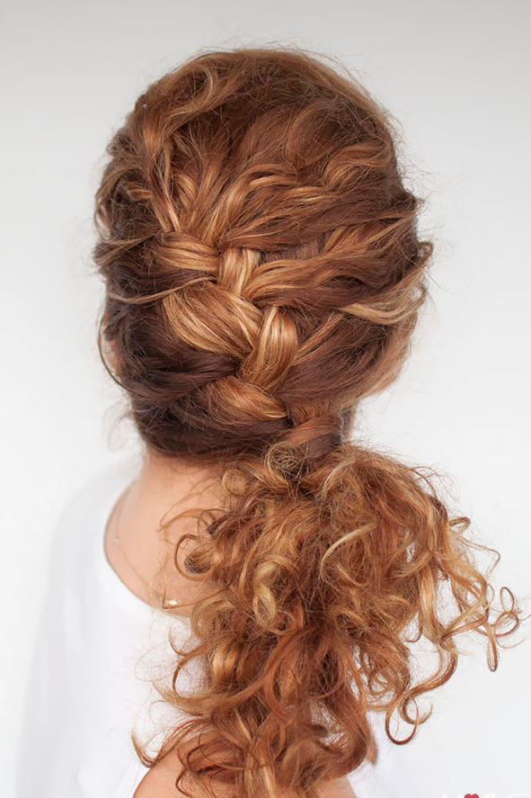 25 Easy Wedding Hairstyles For Guests That Ll Work For Every