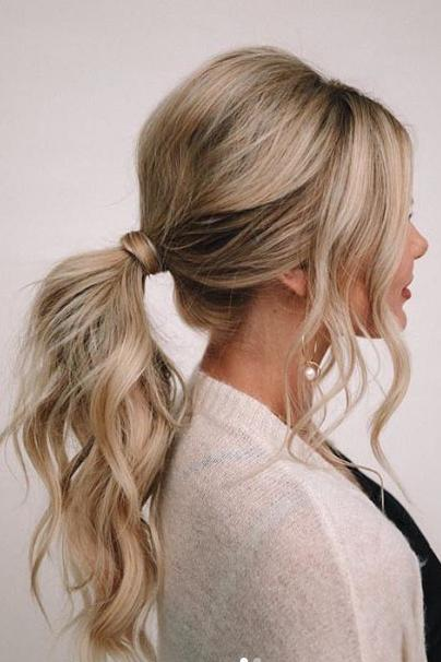 25 Easy Wedding Hairstyles for Guests That\u0027ll Work for Every