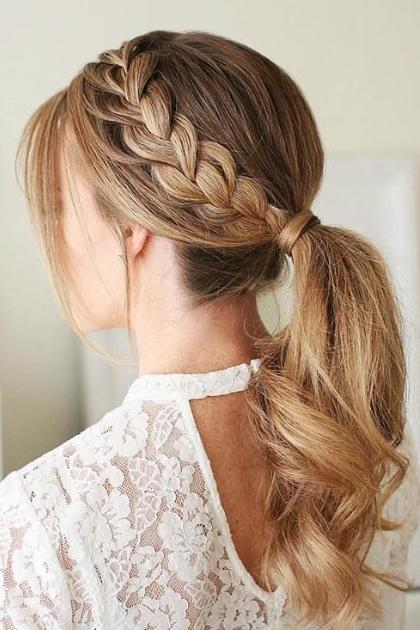 RX_1901_Wedding Hairstyles for Long Hair_Braided Mid-Pony