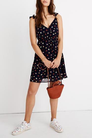 RX_1907_NEW Game Day Dresses_Ruffle-Strap Wrap Dress