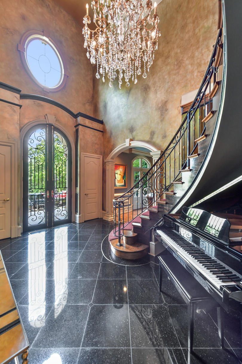 The Foyer