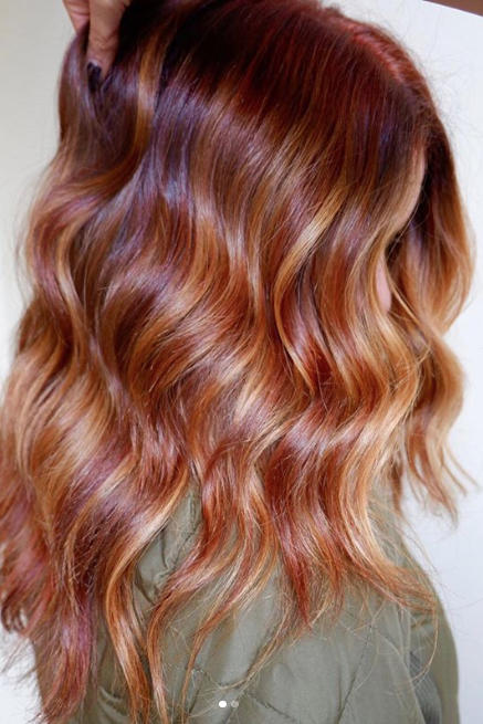 These Winter Hair Colors Are Going To Be Huge In 2019