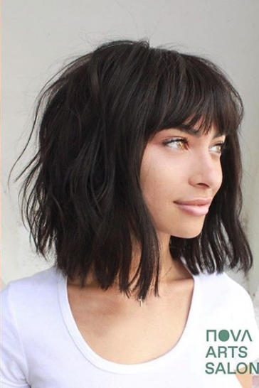 15 Hot New Haircuts You'll Want to Try in 2020
