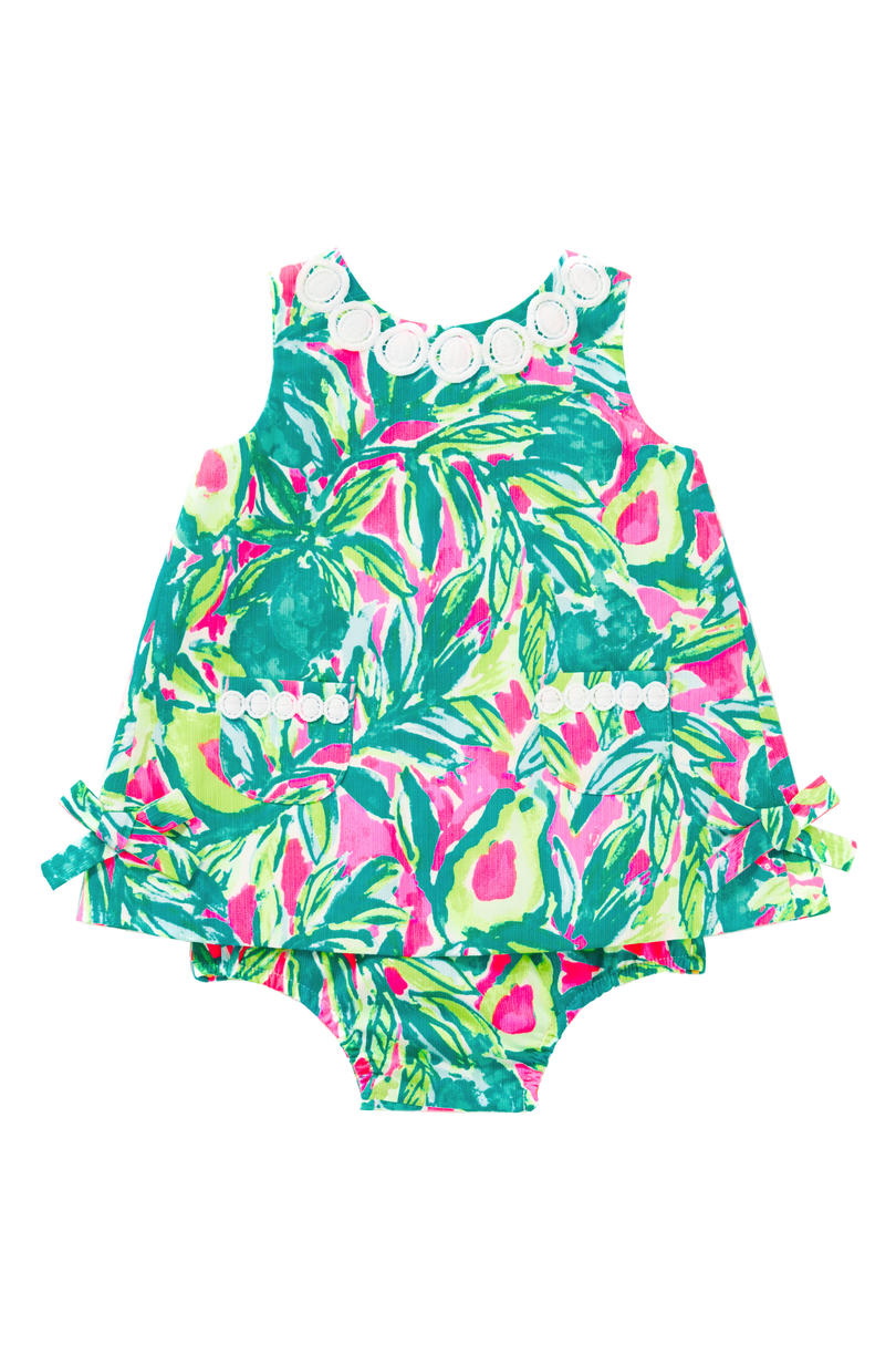 Lilly Pulitzer Guac Out Baby Lilly Shift