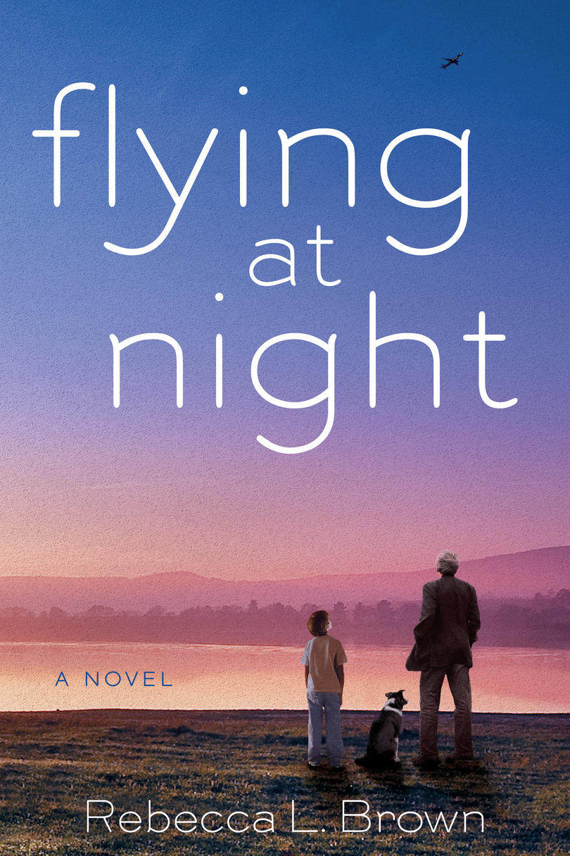 Flying at Night, by Rebecca L. Brown