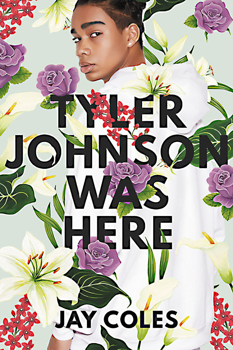 Tyler Johnson Was Here, by Jay Coles