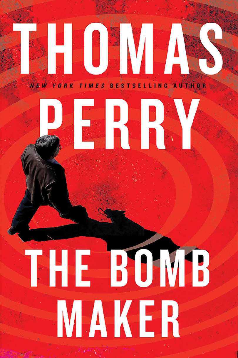 The Bomb Maker,by Thomas Perry