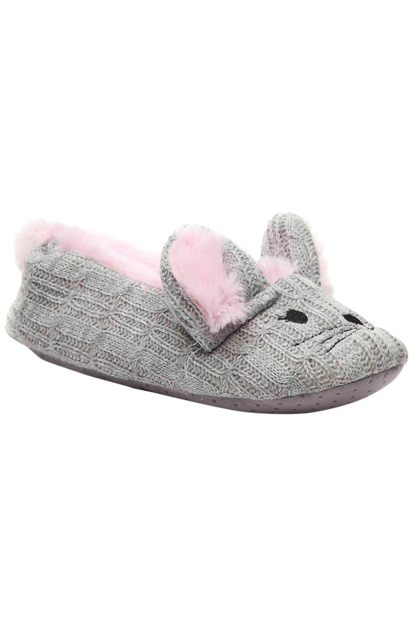 Easter Basket Ideas for Adults, bunny slippers