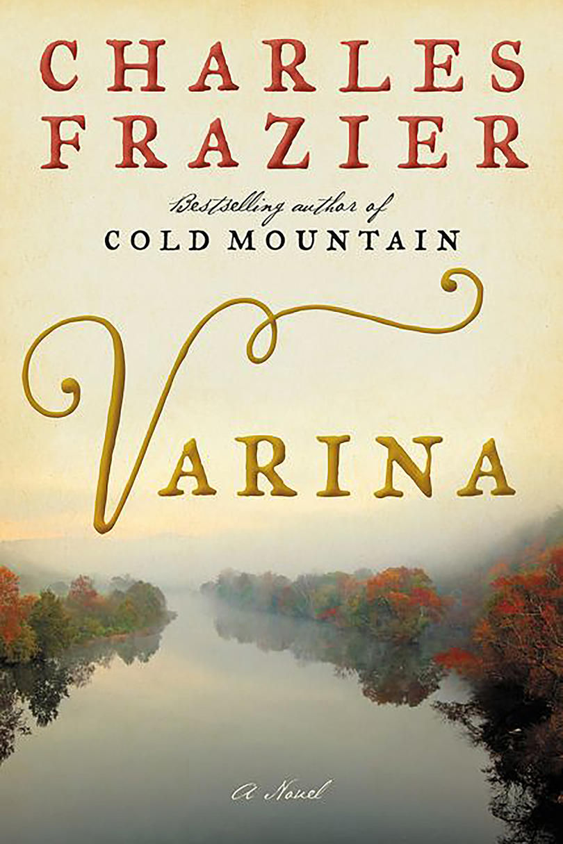 Varina, by Charles Frazier
