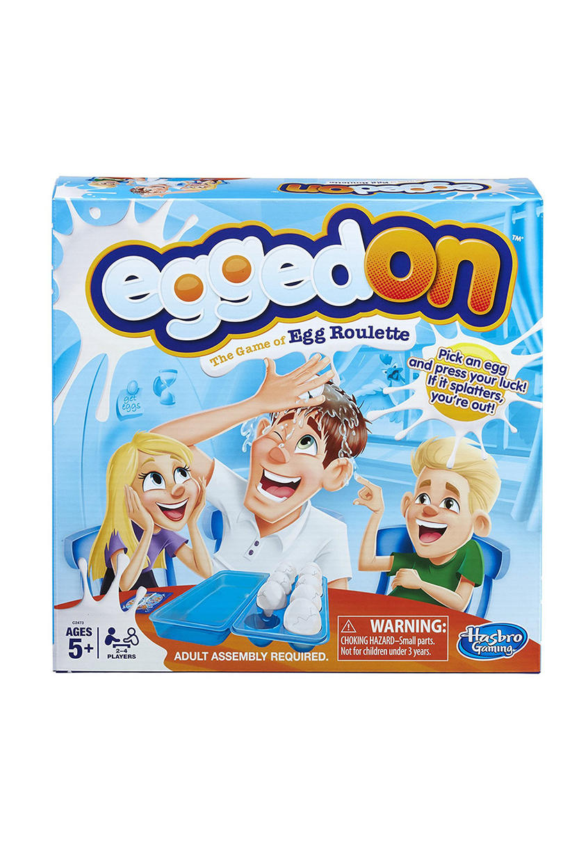 Easter Toy Egged On Game