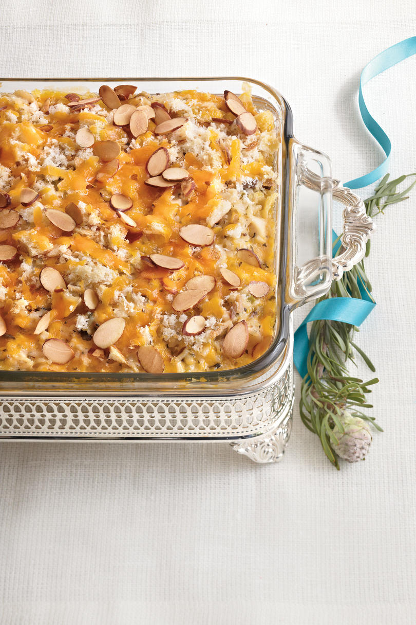 16 casual and confident supper club menus southern living easy as pie dinner forumfinder Choice Image