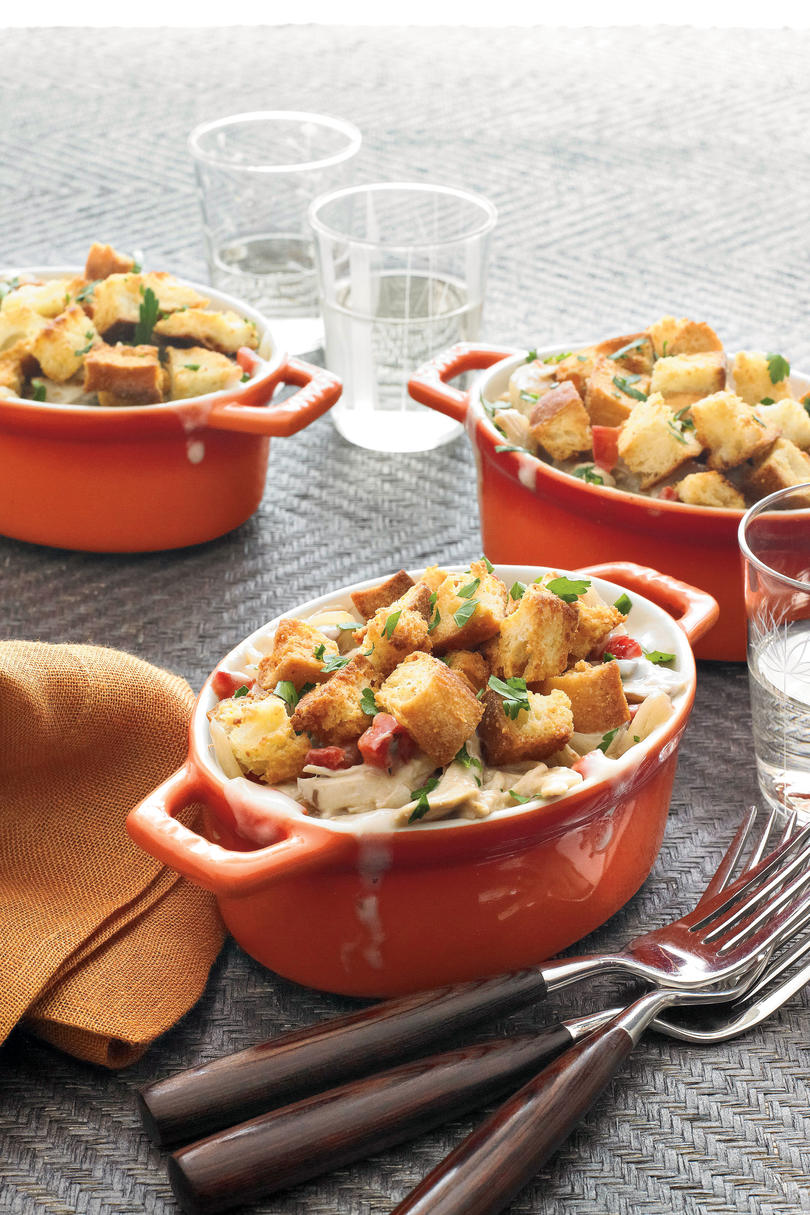 Chicken Casserole Recipes - Southern Living