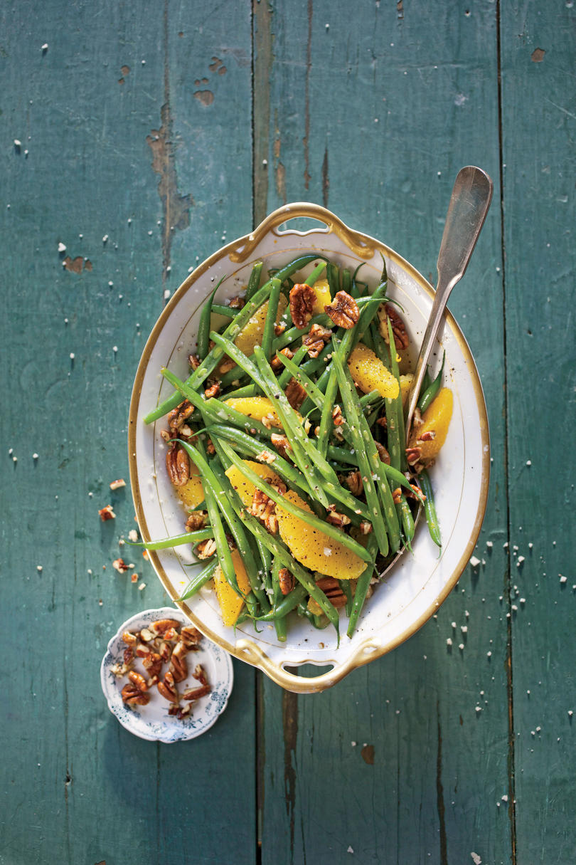 RX_1311 Green Beans with Citrus and Pecans